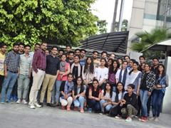 Students At Impinge Solutions